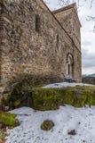 Église de forteresse Photographie stock
