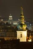 Église de Gallus de St (Havel) à Prague Photographie stock libre de droits