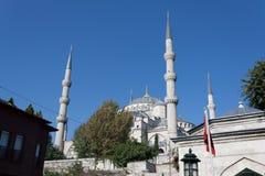 Église de Hagia Sophia transformée à la mosquée Image libre de droits