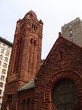 Église de Harlem image libre de droits
