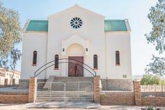 Église de Heilige Rosekrans dans Okiep Photos stock