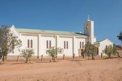 Église de Heilige Rosekrans dans Okiep Photo libre de droits