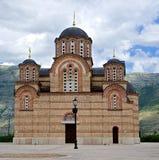 Église de Hercegovacka Gracanica Trebinje, en Bosnie et Hercegovina Image libre de droits