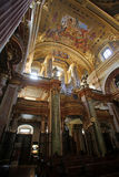 Église de jésuite à Vienne Photo libre de droits