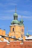 Église de jésuite Photographie stock