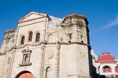 Église de jésuite de conception immaculée, Oaxaca Image libre de droits