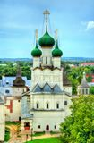 Église de John l'apôtre chez Rostov Kremlin, oblast de Yaroslavl, Russie Photo libre de droits