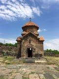 Église de Karmravor, Arménie Image libre de droits