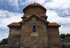 Église de Karmravor, Arménie Image stock