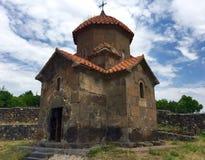 Église de Karmravor, Arménie Photo libre de droits