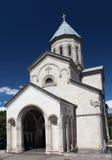 Église de Kashveti. Tbilisi. La Géorgie. Photos stock