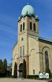 Église de Kenosha Images stock