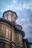 Église de Kretzulescu, Bucarest, Roumanie Photographie stock libre de droits