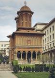 Église de Kretzulescu, Bucarest, Roumanie Photographie stock