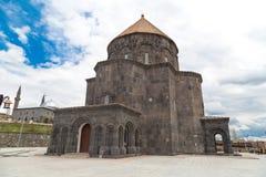 Église de Kumbet dans Kars Image libre de droits