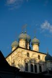 Église de l'ascension Moscou Photo stock