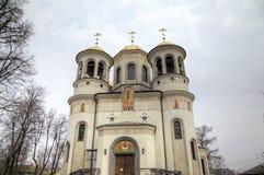 Église de l'ascension Zvenigorod photos stock