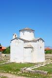 Église de la croix sainte Image libre de droits