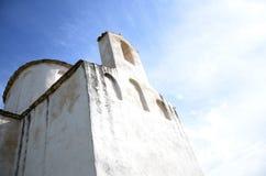 Église de la croix sainte, Nin, Croatie Images libres de droits