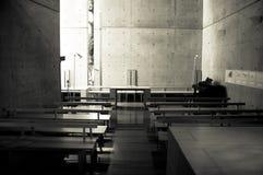 Église de la lumière Images libres de droits