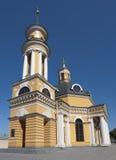Église de la nativité à Kiev Image libre de droits