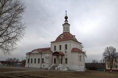 Église de la résurrection dans Kolomna photographie stock