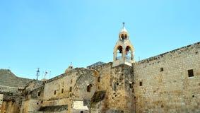 Église de la tombe sainte à Jérusalem Images libres de droits