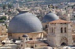 Église de la tombe sainte Photos libres de droits