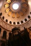Église de la tombe sainte images libres de droits