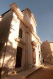Église de la visite sainte photos stock