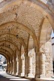 Église de Lazaros d'agios Photos stock