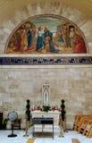 Église de Lazarus Al-Eizariya Photographie stock libre de droits