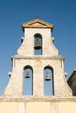 Église de Leucade Grèce Bell Photos libres de droits