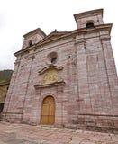 Église de Lois en Leon Spain image libre de droits