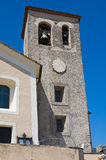 Église de mère de Morano Calabro La Calabre l'Italie Image libre de droits