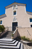 Église de mère de Morano Calabro La Calabre l'Italie Image stock