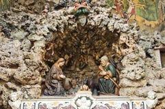 Église de mère de St Pietro. Putignano. La Puglia. L'Italie. photos stock