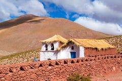 Église de Machuca photographie stock libre de droits