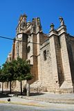 Église de maire Priory, EL Puerto De Santa Maria images stock