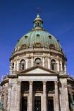 Église de marbre Image stock