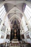 Église de Maria AM Gestade à Vienne photos libres de droits