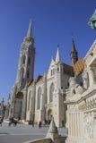 Église de Matthias, Budapest Photographie stock