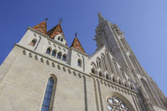Église de Matthias, Budapest Photo stock