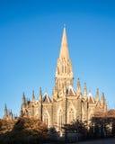 église de Melbourne Photographie stock