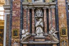 Église de Miracoli de dei de Santa Maria, Rome, Italie Photos libres de droits