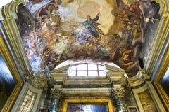 Église de Miracoli de dei de Santa Maria, Rome, Italie Photographie stock