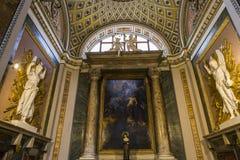 Église de Miracoli de dei de Santa Maria, Rome, Italie Photos stock