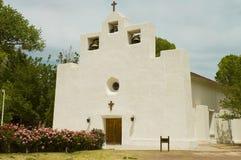 Église de mission en stuc Photographie stock