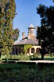 Église de Mogosoaia Photos stock