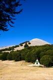 Église de montagne Photo libre de droits